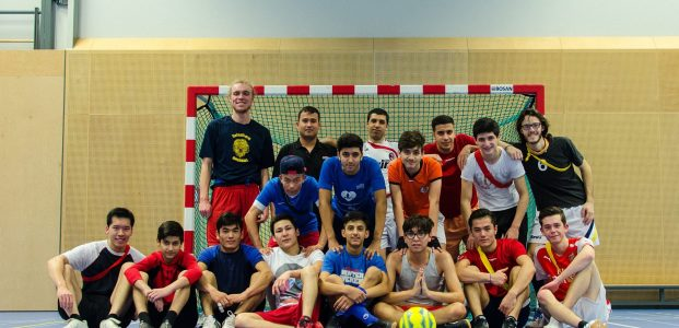 Indoor Football at RPM