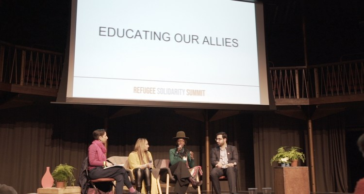 Education Our Allies Talk At Refugee Solidarity Summit 2020