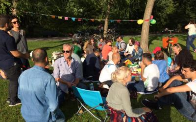 Potluck Picknick – August 28