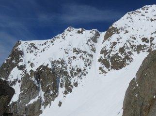 4-couloir Est de la petite Aig des Glaciers