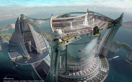 arquitectura futuro 1