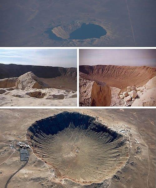 createres meteoritos