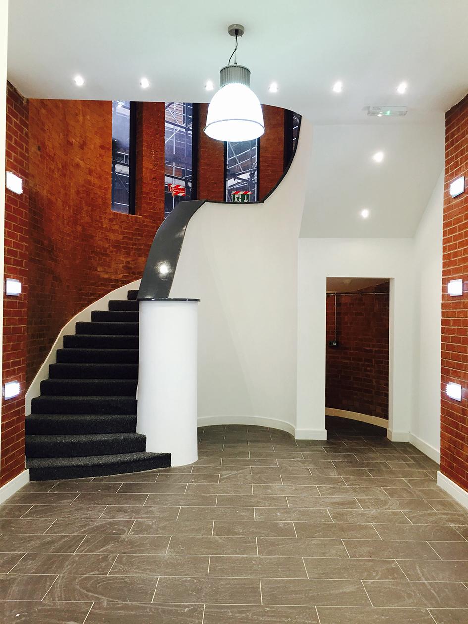Quay House Interior