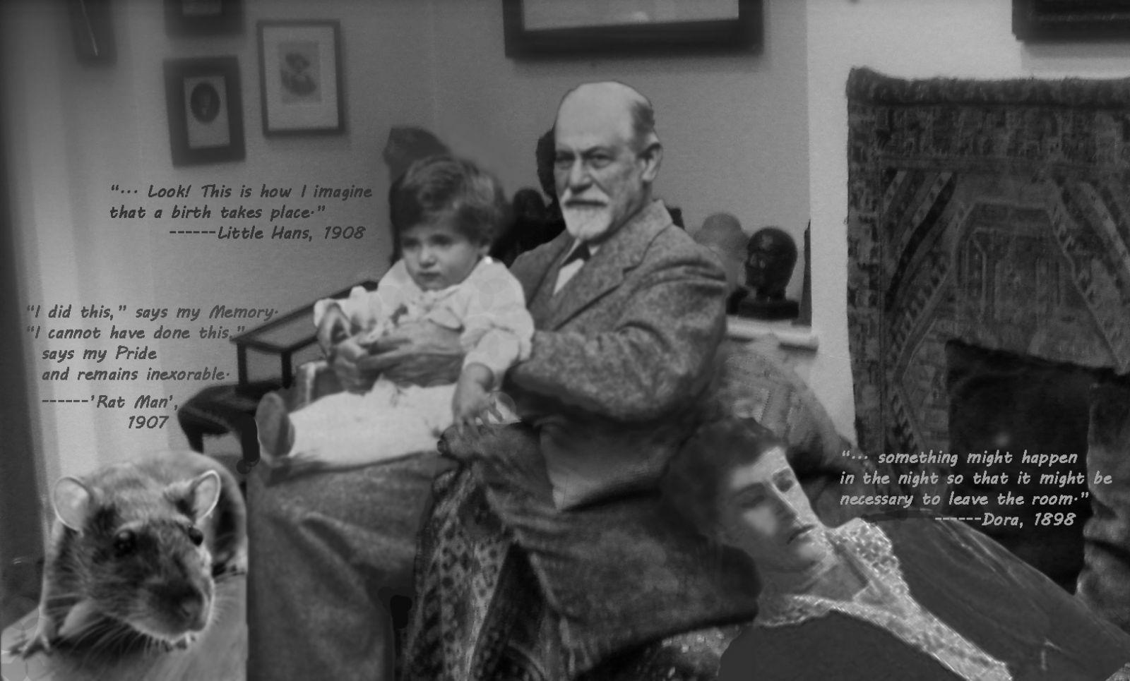 佛洛伊德的診間:精神分析理論的原初場景 | iAnalysis 吾境思塾