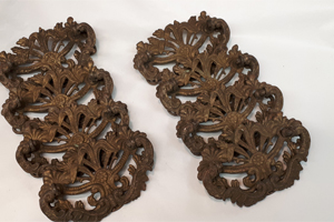 antique drawer pulls