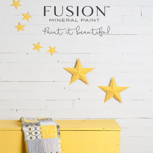 Fusion Mineral Paint Little Star