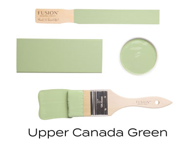 Fusion Mineral Paint Upper Canada Green