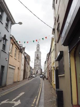 Campanario de la iglesia de St Anne's Shandon