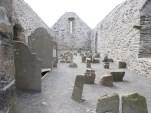 Restos de iglesia y cementerio en Ballinskelligs