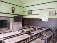 Escuela en Folk Park Bunratty Castle