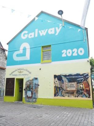 Calles de Galway
