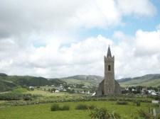 Glencollumbkille Church