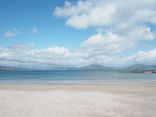 Playa en el Anillo de Skellig