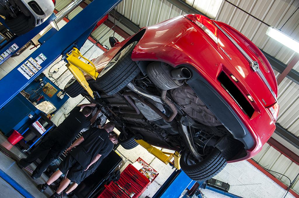 Insignia 2 0 CDTI ECU Upgrade & DPF Delete - Regal Autosport