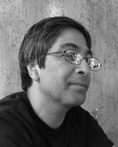 Pact Press author Stephen Guiterrez