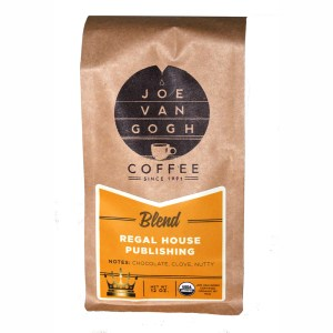 Regal House whole bean gourmet coffee blend