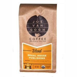 Regal House whole bean gourmet coffee blend