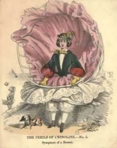 The Perils of the Crinoline