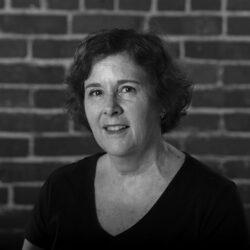 Maureen Buchanan Jones, finalist for Kraken Book Prize for her middle grade fiction novel, Maud and Addie