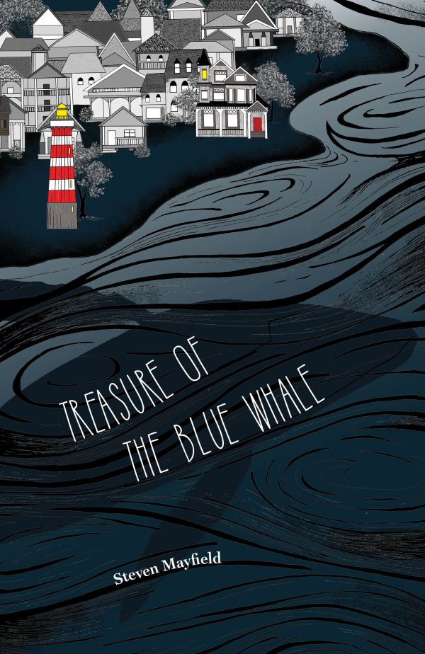 Treasure of the Blue Whale, a Regal House Publishing publication by Steven Mayfield