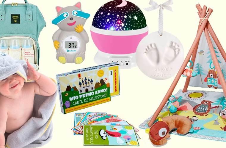 regali originali per la nascita