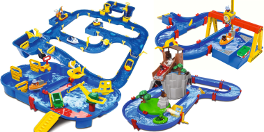 migliori piste acqua bambinio