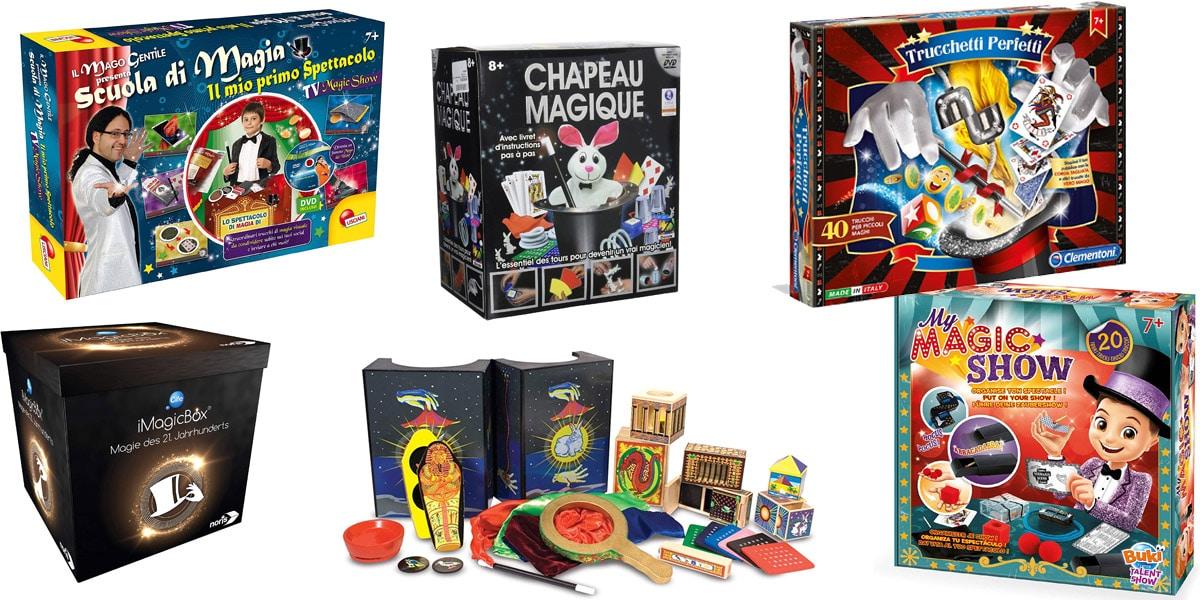 migliori giochi di magia per bambini