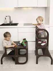 scala-torre-tavolo montessori per bambini