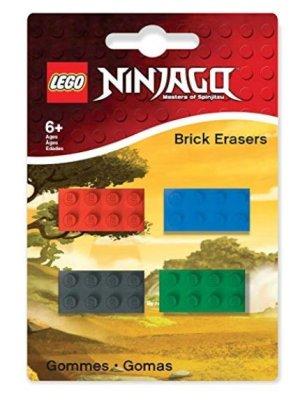 Casa & Ufficio Gadget Regali per Ragazzi  Lego51632–GommadacancellaremattoncinoassemblabileNi-Regalo Gomme da Cancellare Lego