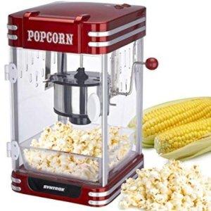 Feste e Anniversari  SyntroxGermanyPopcornMakerMacchinaperPopcornPCM310-Regalo Macchina per il Popcorn