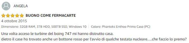 Gadget Oggetti Fantastici  ViboxLegendComment1 Vibox Legend il PC Stellare