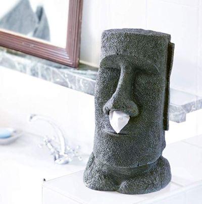 Casa & Ufficio  statuaisoladipasqua-297x300 Distributore di fazzoletti Statua Isola di Pasqua