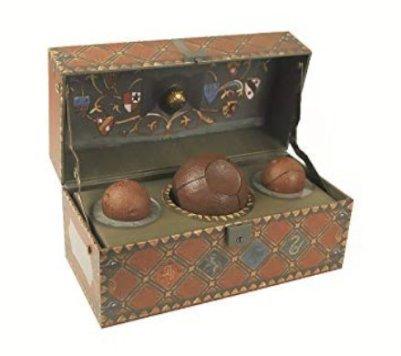 Gadget Regali per Ragazzi  HarryPotterCollectibleQuidditchSet-Regalo Harry Potter Set Quidditch da collezione