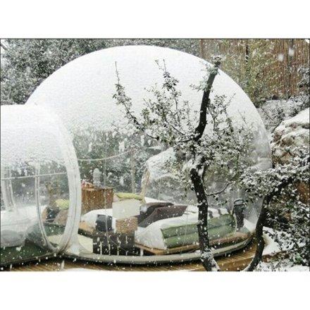 Casa & Ufficio  tenda_bolla2 La tenda a bolla