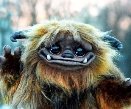 Gadget Oggetti Fantastici  BabyLudo-Regalo Baby Ludo dal film Labyrinth