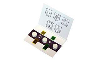 Blips Macro Kit Metal Series - Lenti Macro e Super-Macro per Smartphone, Super Sottili, portabili in Portafogli
