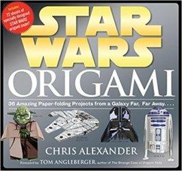 Libro Star Wars Origami