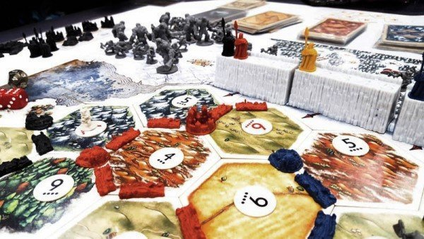 Gadget  gameofthronescatan2 Game Of Thrones Catan Gioco da tavolo