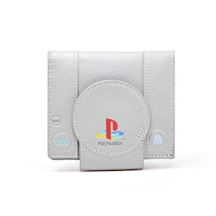 Gadget  SonyPlayStationPortafoglioWalletBifoldPlayStationBiow-Regalo Portafoglio Sony PlayStation