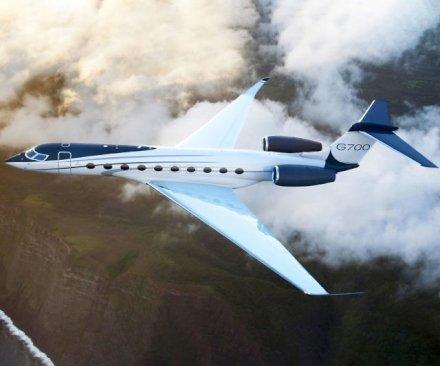 Oggetti Fantastici  GulfstreamG700PrivateJet-Regalo Gulfstream G700 Jet Privato