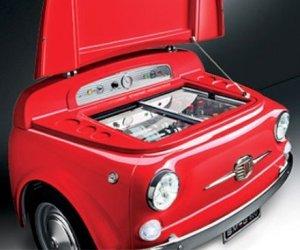 Frigorifero Smeg Fiat 500