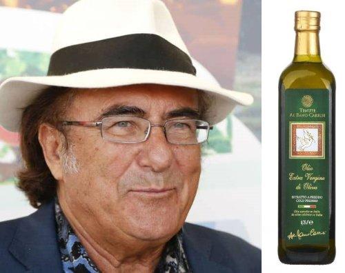 Olio Extra vergine di oliva di Al Bano Carrisi
