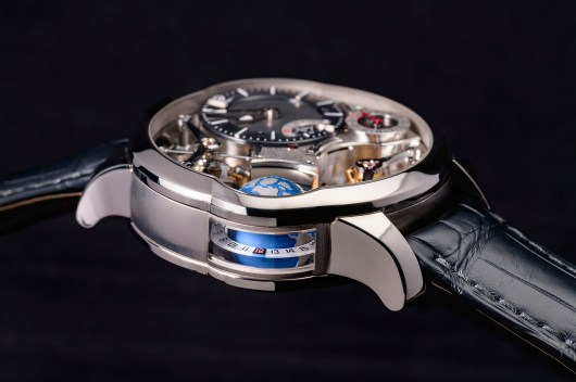 GMT Quadruple Tourbillon