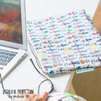 funda portatil personalizada regalos profesores dibujos alumnos niños fin de curso mr broc