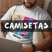 Camisetas de fortnite. regalomolon.es