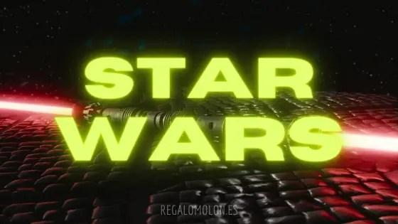 De Star Wars. Productos de Star Wars. Tienda de Star Wars. Regalomolon.es