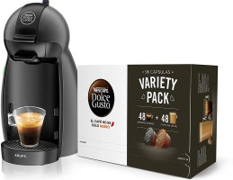 Pack cafetera dolce gusto. Amantes del café