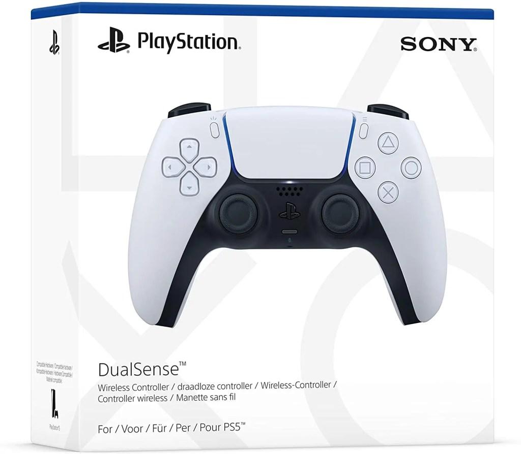 PlayStation 5 - Mando inalámbrico DualSense. Mandos para jugar a fortnite