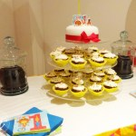 Torre de Cup Cakes