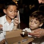 Caja feliz para niños